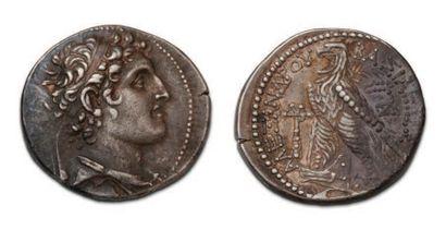 SELACID KINGDOM Alexander I (152-145 BC)...