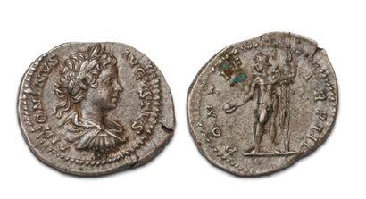 17 DENIERS VARIÉS. Domitien - Trajan - Hadrien...