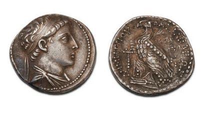 SELECTIVE KINGDOM Demetrius II (146-138 BC)...