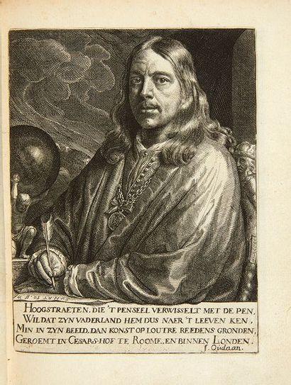 HOOGSTRATEN, Samuel van Inleyding tot de hooge Schoole der Schilderkonst: anders...
