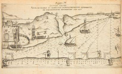 HULSIUS, Levinus Tractatus Primus [-Tertius] instrumentorum mechanicorum. Ocularis...