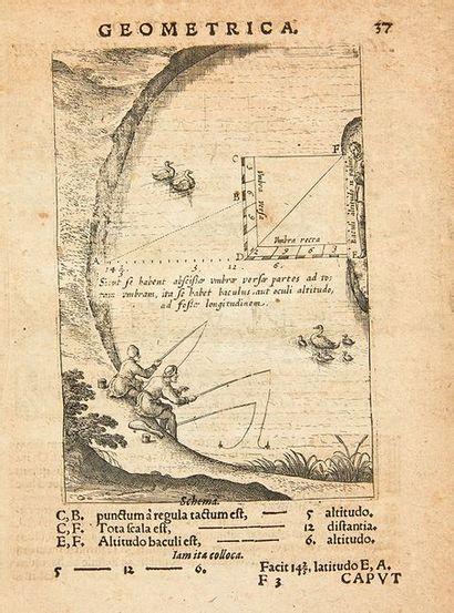 JODE, Cornelis de De Quadrante Geometrico libellus. In quo quidquid ad linearum et...
