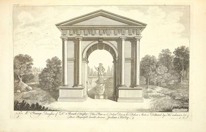 KIRBY, Joshua The Perspective of Architecture. A Work entirely New; Deducted from...