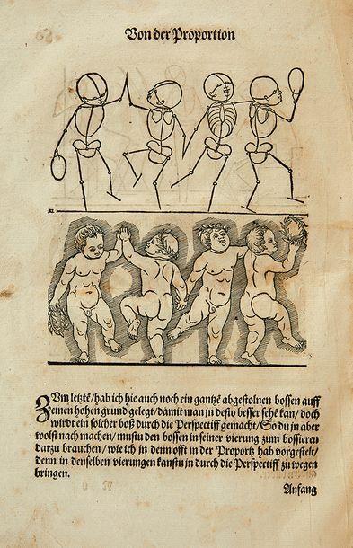 LAUTENSACK, Heinrich Des Cirkels und Richtscheyts, auch der Perspectiva und Proportion...