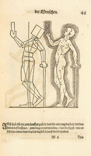 LAUTENSACK, Heinrich Desz Circkelsz und Richtscheyts, auch Perspectiva, und Proportion...