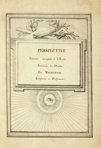 MALHORTIE, Nicolas