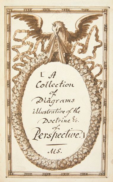 [MANUSCRIT]. A Collection of Diagrams illustrative...