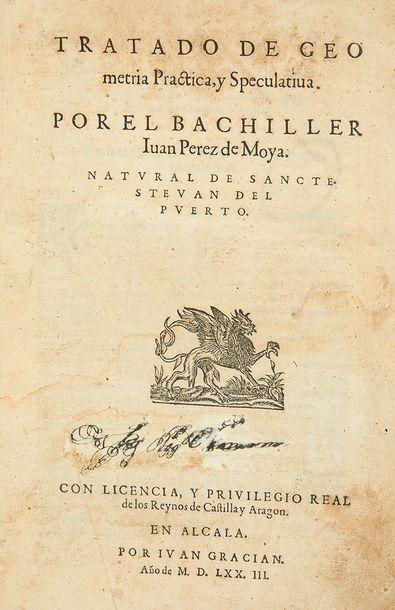 PEREZ DE MOYA, Juan