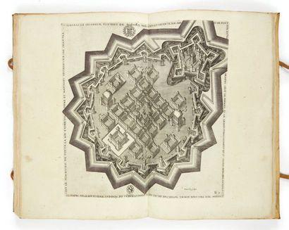 PERRET, Jacques Des Fortifications et artifices architecture et perspective. [Paris,...