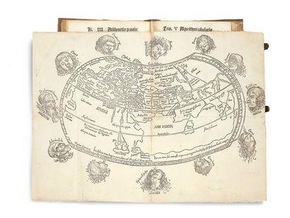 REISCH, Gregor Margarita philosophica cum additionibus novis: ab auctore suo studiosissima...