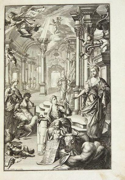 SCHUBLER, Johann Jacob