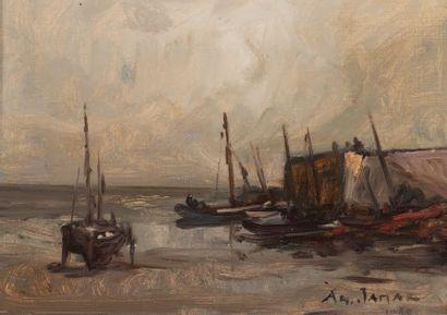 ARMAND JAMAR (1870-1947)