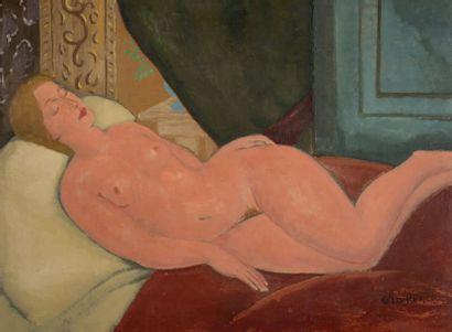 Edgar SCAUFLAIRE (1893-1960)