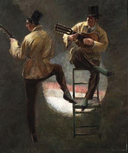 Armand Massonet (1892-1979)