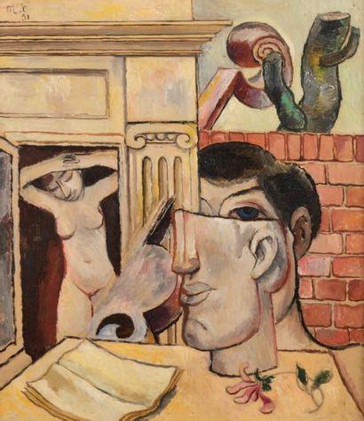Marcel CARON (1890-1961)
