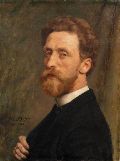 FRANÇOIS HALKETT (1856-1921)