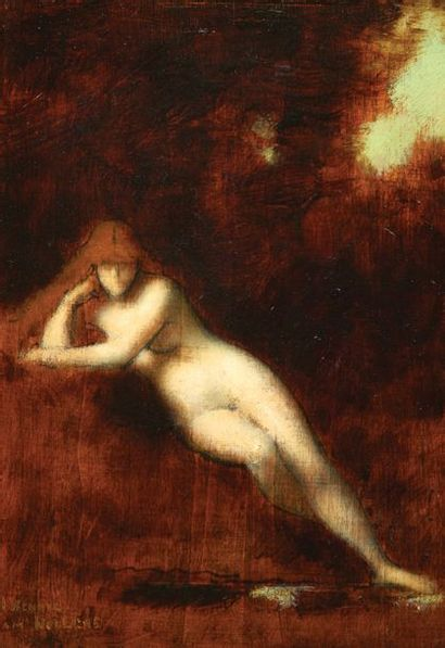 Jean-Jacques HENNER (1829-1905)
