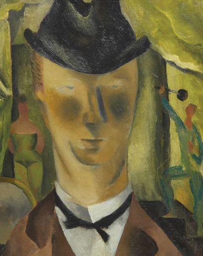 OLE JAIS NIELSEN (1885-1961)