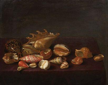 ATTRIBUÉ À BARTHOLOMEUS ASSTEYN (1607-1667)