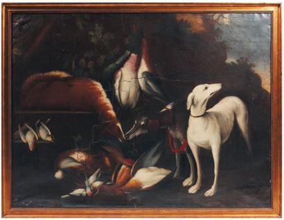 ECOLE GÉNOISE DU XVIIIE SIÈCLE, ATELIER DE VINCENT MALO (VERS 1600-1650)