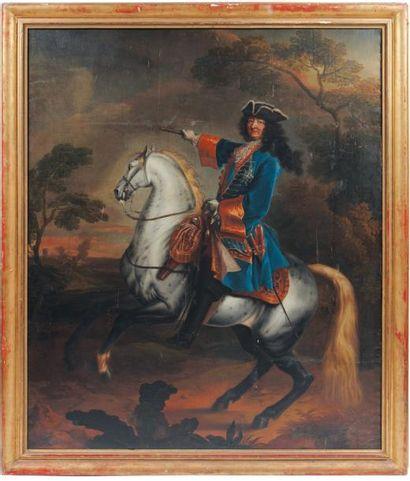 SAUVEUR LE CONTE (VERS 1659-1694)