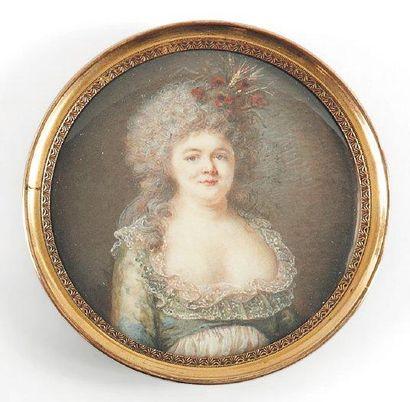 Jean Baptiste Soyer (1752-1828), attribué à