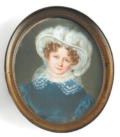 Jean Baptiste Ferdinand Mulnier dit «Le Père» (1757-1836) (attribué à)