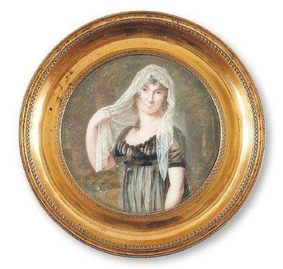 J. Lecourt (actif à Versailles vers 1804-1836)