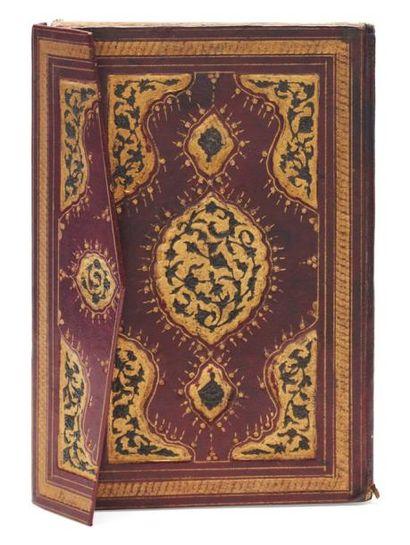 Manuscrit religieux ottoman, KITÂB ASMA'...