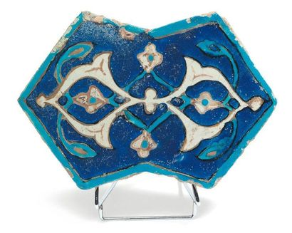 Carreau de revêtement octogonal en céramique...
