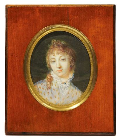 HUET-VILLIERS FRANÇOIS (1772-1813), ATTRIBUÉ À