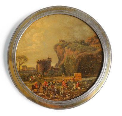 VAN BLARENBERGHE LOUIS-NICOLAS (LILLE, 1716-FONTAINEBLEAU, 1794)