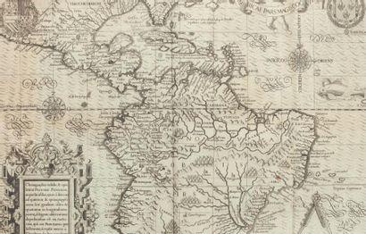 BRY (Théodore de) [Grands Voyages]. Francfort, 1590-1624. 12 livres reliés en 4 volumes...