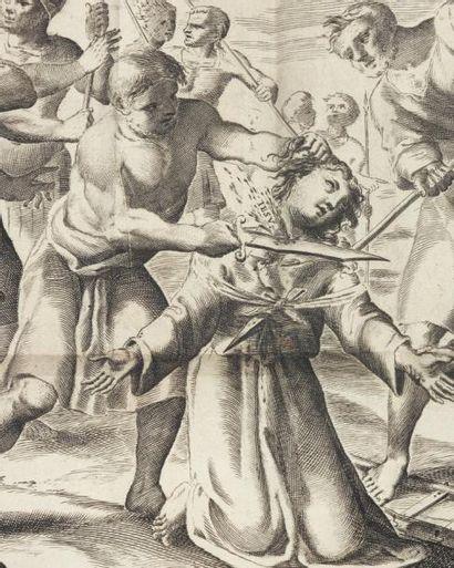 RHODES (Alexandre de) La Glorieuse Mort d'André catechiste de la Cochinchine, qui...