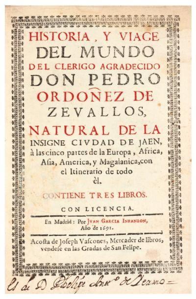 ORDOÑEZ DE CEVALLOS (Pedro)