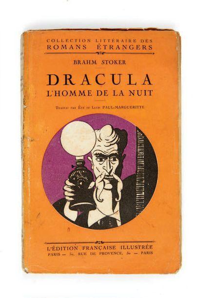 STOKER, Bram. Dracula. L'Homme de la nuit. Traduit par Eve et Lucie Paul-Marguerite....