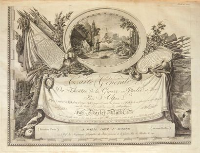 BACLER D'ALBE, Louis Albert Ghislain, Baron.
