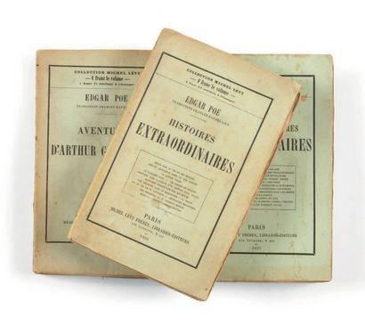 BAUDELAIRE, Charles & POE, Edgar Allan.