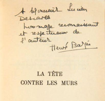 BAZIN, Hervé.