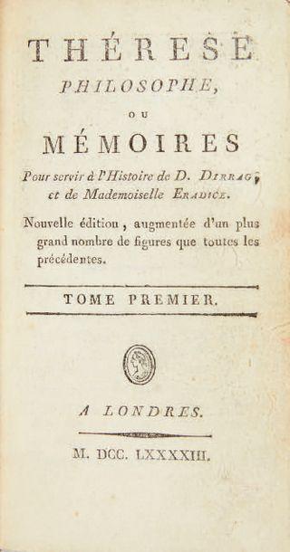 [BOYER D'ARGENS, Jean-Baptiste ?].