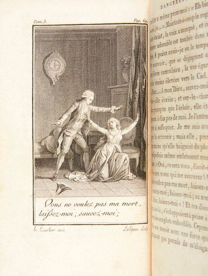 CHODERLOS DE LACLOS, Piere-Ambroise-François Gay-Lemonnyer, II, 852 ; Ducup de Saint-Paul,...