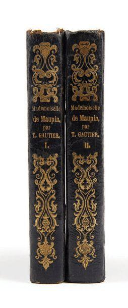 GAUTIER, Théophile.