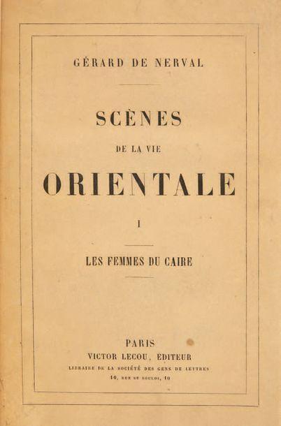 NERVAL, Gérard de.