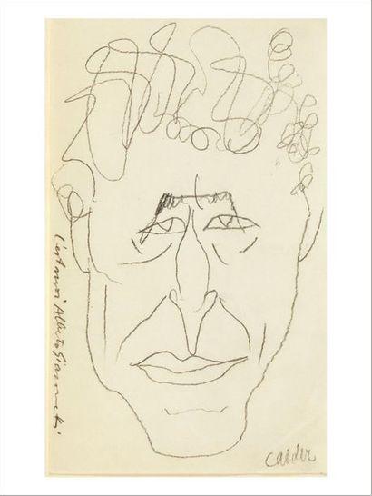 ALEXANDER CALDER (1898-1989)