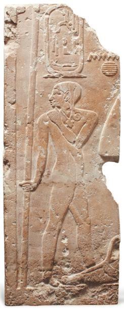 Relief au nom de Chepseskaf-Ankh, fils de...