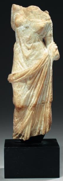 Statuette représentant la déesse Vénus. Elle...