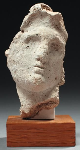 Portrait d'Alexandre le Grand. Modèle représentant...