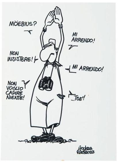 ANDREA PAZIENZA (1956-1988)