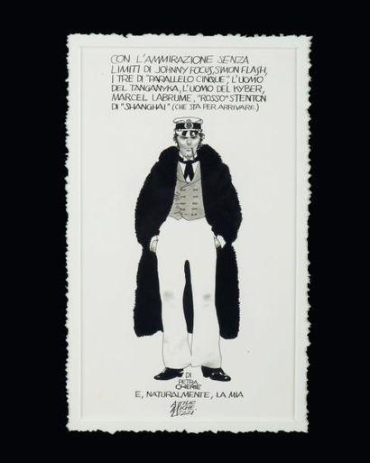 ATTILIO MICHELUZZI (1930-1990)