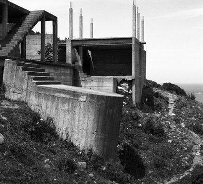 Maxence RIFFLET Sans titre, Tanger, avril 2001 Photo argentique noir et blanc 1/1...